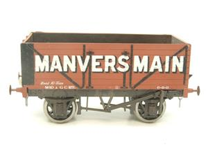 "Peco O Gauge Kit Built ""Manvers Main"" Open Wagon Fine Scale image 1"