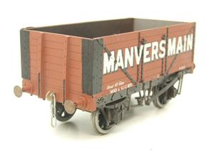 "Peco O Gauge Kit Built ""Manvers Main"" Open Wagon Fine Scale image 2"