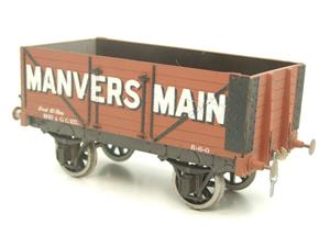 "Peco O Gauge Kit Built ""Manvers Main"" Open Wagon Fine Scale image 3"