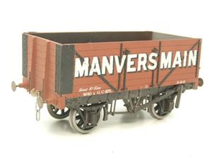 "Peco O Gauge Kit Built ""Manvers Main"" Open Wagon Fine Scale image 4"
