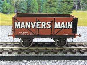 "Peco O Gauge Kit Built ""Manvers Main"" Open Wagon Fine Scale image 5"