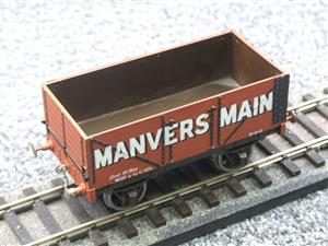 "Peco O Gauge Kit Built ""Manvers Main"" Open Wagon Fine Scale image 7"
