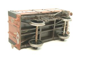 "Peco O Gauge Kit Built ""Manvers Main"" Open Wagon Fine Scale image 8"