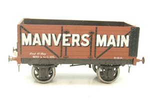"Peco O Gauge Kit Built ""Manvers Main"" Open Wagon Fine Scale image 9"
