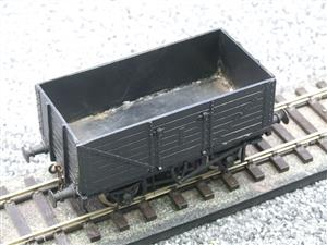 Three Aitch O Gauge Moulding Kit Open Grey Mineral Wagon Finescale image 7