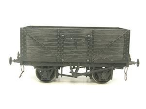 Three Aitch O Gauge Moulding Kit Grey Open Mineral Wagon Finescale image 1