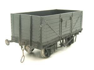 Three Aitch O Gauge Moulding Kit Grey Open Mineral Wagon Finescale image 2