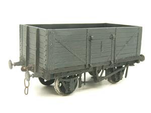 Three Aitch O Gauge Moulding Kit Grey Open Mineral Wagon Finescale image 4
