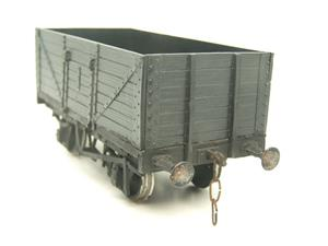 Three Aitch O Gauge Moulding Kit Grey Open Mineral Wagon Finescale image 6