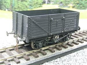 Three Aitch O Gauge Moulding Kit Grey Open Mineral Wagon Finescale image 10