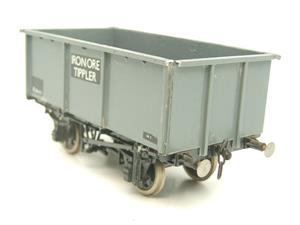 "Peco O Gauge Kit Built Grey ""Iron Ore Tippler"" Coal Wagon R/N B381432 image 6"