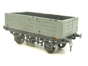 O Gauge Kit Built Grey Open Mineral Wagon Finescale image 3