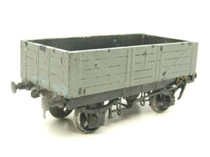 O Gauge Kit Built Grey Open Mineral Wagon Finescale image 4
