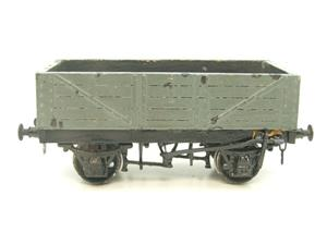 O Gauge Kit Built Grey Open Mineral Wagon Finescale image 5