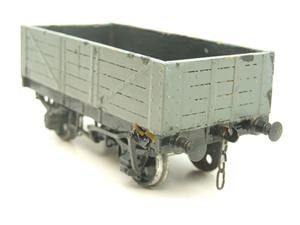 O Gauge Kit Built Grey Open Mineral Wagon Finescale image 6