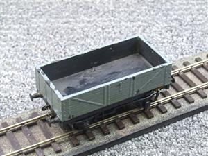 O Gauge Kit Built Grey Open Mineral Wagon Finescale image 7