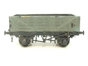 O Gauge Kit Built Grey Open Mineral Wagon Finescale image 9