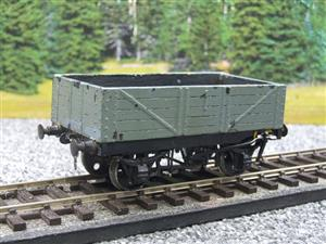O Gauge Kit Built Grey Open Mineral Wagon Finescale image 10