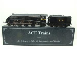 "Ace Trains O Gauge E4 NE Black A4 Pacific ""Sir Ralph Wedgewood"" R/N 4469 Electric 3 Rail Boxed image 1"