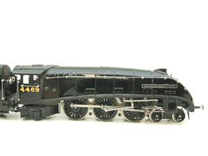 "Ace Trains O Gauge E4 NE Black A4 Pacific ""Sir Ralph Wedgewood"" R/N 4469 Electric 3 Rail Boxed image 4"