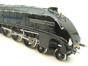 "Ace Trains O Gauge E4 NE Black A4 Pacific ""Sir Ralph Wedgewood"" R/N 4469 Electric 3 Rail Boxed image 8"