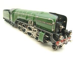 "Hehr O Gauge L70-12920 LNER ""2001"" Cock O The North"" 2-8-2 Loco & Tender Electric 20v 3 Rail image 2"