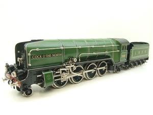 "Hehr O Gauge L70-12920 LNER ""2001"" Cock O The North"" 2-8-2 Loco & Tender Electric 20v 3 Rail image 3"
