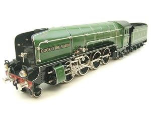 "Hehr O Gauge L70-12920 LNER ""2001"" Cock O The North"" 2-8-2 Loco & Tender Electric 20v 3 Rail image 6"