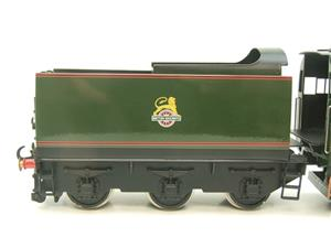 "Ace Trains O Gauge E9 Bulleid Pacific BR ""Padstow"" R/N 34008 Electric 2/3 Rail Bxd image 5"