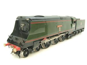 "Ace Trains O Gauge E9 Bulleid Pacific BR ""Padstow"" R/N 34008 Electric 2/3 Rail Bxd image 6"