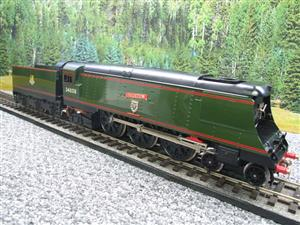 "Ace Trains O Gauge E9 Bulleid Pacific BR ""Padstow"" R/N 34008 Electric 2/3 Rail Bxd image 7"