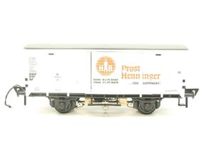 Pola Maxi/Lima/Rivarossi O Gauge DB Diesel Shunter Loco & Beer Wagon Electric 3 Rail Boxed image 9