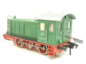 Pola Maxi/Lima/Rivarossi O Gauge DB Diesel Shunter Loco & Beer Wagon Electric 3 Rail Boxed image 10