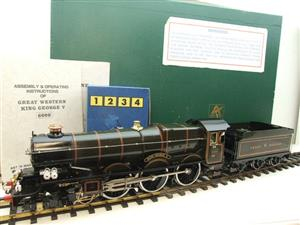 "Gauge 1 Aster GWR King Class ""King George V"" R/N 6000 Live Steam Boxed image 1"
