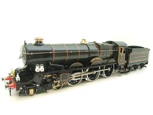 "Gauge 1 Aster GWR King Class ""King George V"" R/N 6000 Live Steam Boxed image 3"