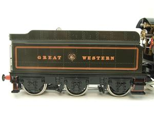 "Gauge 1 Aster GWR King Class ""King George V"" R/N 6000 Live Steam Boxed image 5"