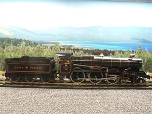 "Gauge 1 Aster GWR King Class ""King George V"" R/N 6000 Live Steam Boxed image 9"
