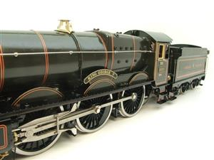 "Gauge 1 Aster GWR King Class ""King George V"" R/N 6000 Live Steam Boxed image 10"