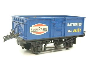 "Lima-Hornby O Gauge PO ""Ever Ready Batteries"" Open Wagon image 4"