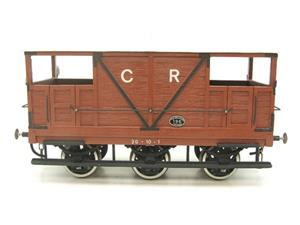 Gauge 1 CR Six Wheel Double Ended Brake Van image 1