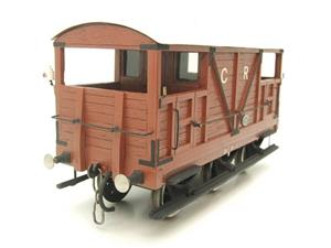 Gauge 1 CR Six Wheel Double Ended Brake Van image 2