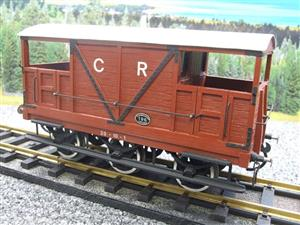 Gauge 1 CR Six Wheel Double Ended Brake Van image 3