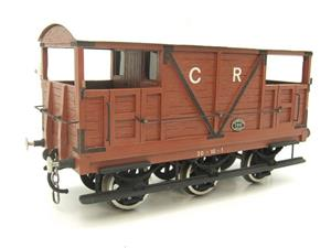 Gauge 1 CR Six Wheel Double Ended Brake Van image 4