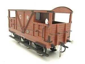 Gauge 1 CR Six Wheel Double Ended Brake Van image 6