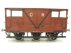Gauge 1 CR Six Wheel Double Ended Brake Van image 9