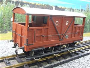 Gauge 1 CR Six Wheel Double Ended Brake Van image 10