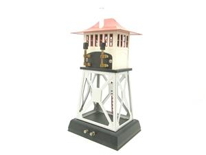 Lionel Corporation MTH 10-1049 No.438 O/Standard Gauge Electric Signal Tower Accessory Late Colours image 3
