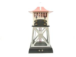 Lionel Corporation MTH 10-1049 No.438 O/Standard Gauge Electric Signal Tower Accessory Late Colours image 5