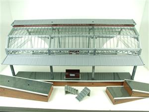 "Ace Trains O Gauge Fully Made up ""Station Canopy"" AC1 & AC 1A Extensions image 1"