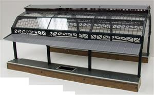"Ace Trains O Gauge Fully Made up ""Station Canopy"" AC1 & AC 1A Extensions image 2"
